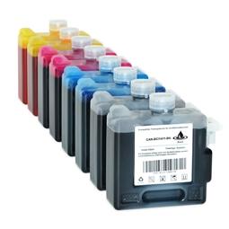 Logic-Seek 8 Tintenpatronen kompatibel zu Canon BCI-1411 XL