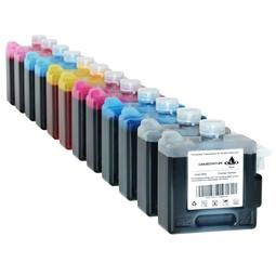 Logic-Seek 12 Tintenpatronen kompatibel zu Canon BCI-1411 XL