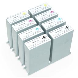 Logic-Seek 8 Tintenpatronen kompatibel zu Canon BCI-1401 XL