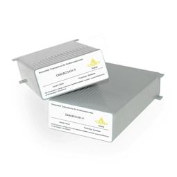 Logic-Seek 2 Tintenpatronen kompatibel zu Canon BCI-1431Y 8972A001 XL Yellow