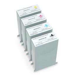 Logic-Seek 4 Tintenpatronen kompatibel zu Canon BCI-1431 XL