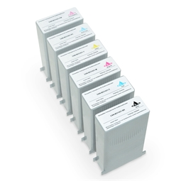 Logic-Seek 6 Tintenpatronen kompatibel zu Canon BCI-1431 XL
