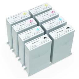 Logic-Seek 8 Tintenpatronen kompatibel zu Canon BCI-1431 XL