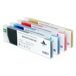 Logic-Seek 4 Tintenpatronen kompatibel zu Mimaki JV3 XL