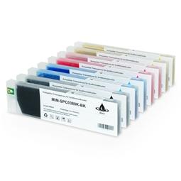 Logic-Seek 8 Tintenpatronen kompatibel zu Mimaki JV3 XL