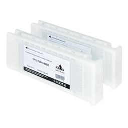 Logic-Seek 2 Tintenpatronen kompatibel zu Epson SureColor SCT3000 T6945 C13T694500 XL Matt Schwarz