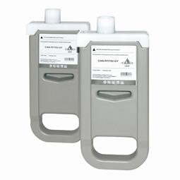 Logic-Seek 2 Tintenpatronen kompatibel zu Canon PFI-702GY 2221B001 XL Grau