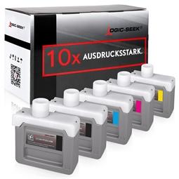 Logic-Seek 10 Tintenpatronen kompatibel zu Canon PFI-303 XL