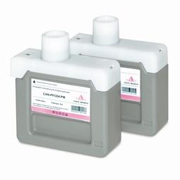 Logic-Seek 2 Tintenpatronen kompatibel zu Canon PFI-304PM 3854B005 XL Hell Magenta
