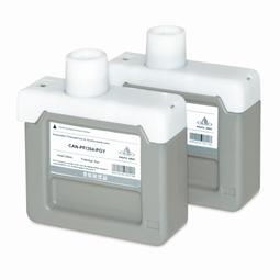 Logic-Seek 2 Tintenpatronen kompatibel zu Canon PFI-304PGY 3859B005 XL Grau