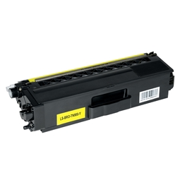 Logic-Seek  Toner kompatibel zu Brother TN-900Y HC Yellow
