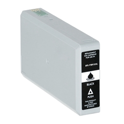 Logic-Seek  Tintenpatrone kompatibel zu Epson Stylus WF4630 T7891 C13T789140 XL Schwarz