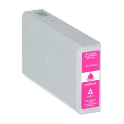 Logic-Seek  Tintenpatrone kompatibel zu Epson Stylus WF4630 T7893 C13T789340 XL Magenta
