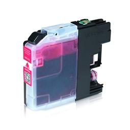 Logic-Seek  Tintenpatrone kompatibel zu Brother LC-225XLM XXL Magenta