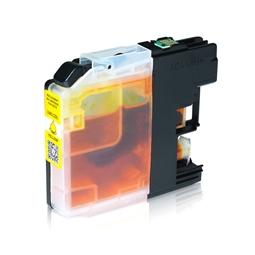 Logic-Seek  Tintenpatrone kompatibel zu Brother LC-225XLY XXL Yellow