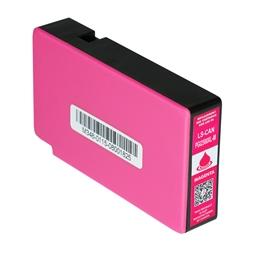 Logic-Seek  Tintenpatrone kompatibel zu Canon PGI-2500XLM 9266B001 XL Magenta