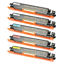 Logic-Seek 5 Toner kompatibel zu Canon Cartridge 729 HC
