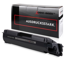 Logic-Seek  Toner kompatibel zu Kyocera TK-5135K 1T02PA0NL0 HC Schwarz