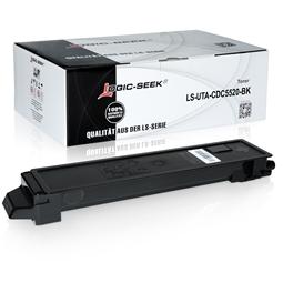 Logic-Seek  Toner kompatibel zu Utax CDC5520 652511010 HC Schwarz