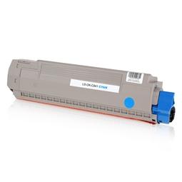 Logic-Seek  Toner kompatibel zu OKI C841 44844507 HC Cyan