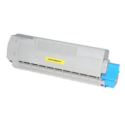 Logic-Seek  Toner kompatibel zu OKI ES6410 44315317 HC Yellow