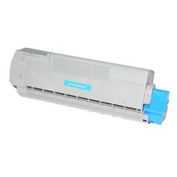 Logic-Seek  Toner kompatibel zu OKI ES6410 44315319 HC Cyan