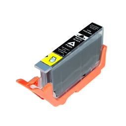 Logic-Seek  Tintenpatrone kompatibel zu Canon PGI-9MBK 1033B001 XL Matt Schwarz