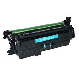 Logic-Seek  Toner kompatibel zu HP 653A CF321A HC Cyan