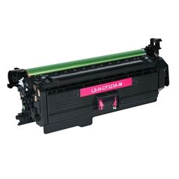 Logic-Seek  Toner kompatibel zu HP 653A CF323A HC Magenta