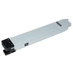 Logic-Seek  Toner kompatibel zu Samsung CLX-9201 K809 CLT-K809S/ELS HC Schwarz