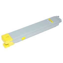 Logic-Seek  Toner kompatibel zu Samsung CLX-9201 Y809 CLT-Y809S/ELS HC Yellow