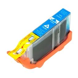Logic-Seek  Tintenpatrone kompatibel zu Canon CLI-42C 6385B001 XL Cyan