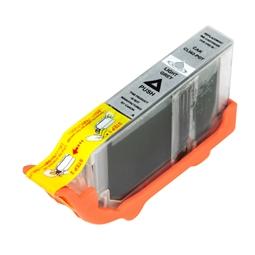 Logic-Seek  Tintenpatrone kompatibel zu Canon CLI-42LGY 6391B001 XL Light Grau