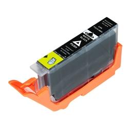 Logic-Seek  Tintenpatrone kompatibel zu Canon PGI-72MBK 6402B001 XL Matt Schwarz