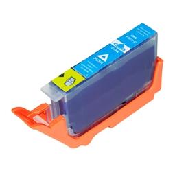 Logic-Seek  Tintenpatrone kompatibel zu Canon PGI-72C 6404B001 XL Cyan