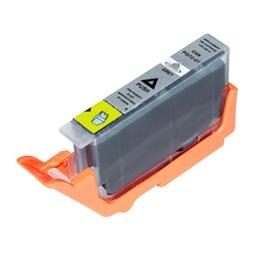Logic-Seek  Tintenpatrone kompatibel zu Canon PGI-72GY 6409B001 XL Grau