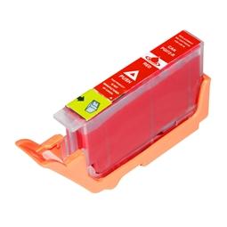 Logic-Seek  Tintenpatrone kompatibel zu Canon PGI-72R 6410B001 XL Rot