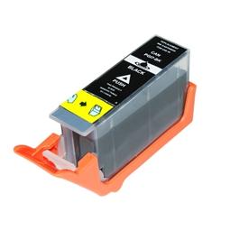 Logic-Seek  Tintenpatrone kompatibel zu Canon PGI-7BK 2444B001 XL Schwarz
