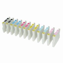 Logic-Seek 12 Tintenpatronen kompatibel zu Epson Stylus Photo 950 XL