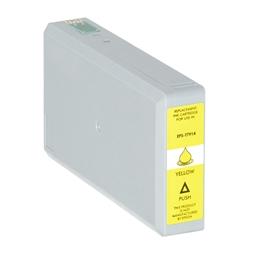 Logic-Seek  Tintenpatrone kompatibel zu Epson Stylus WF4630 79 C13T79144010 XL Yellow