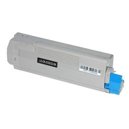 Logic-Seek  Toner kompatibel zu OKI ES2032 43324432 HC Schwarz