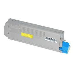 Logic-Seek  Toner kompatibel zu OKI ES2032 43324429 HC Yellow