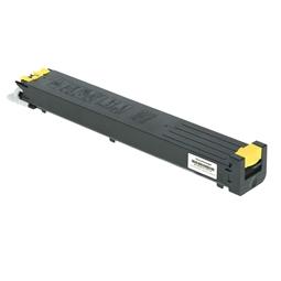 Logic-Seek  Toner kompatibel zu Sharp MX 2700 N MX-27GTYA HC Yellow