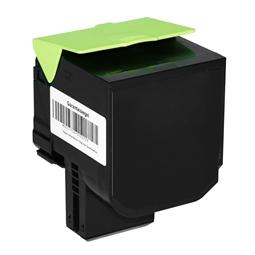 Logic-Seek  Toner kompatibel zu Lexmark CS510 700X1 70C0X10 HC Schwarz