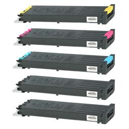 Logic-Seek 5 Toner kompatibel zu Sharp MX 2700 N HC