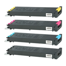 Logic-Seek 4 Toner kompatibel zu Sharp MX 2600 N HC