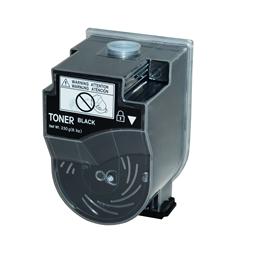 Logic-Seek  Toner kompatibel zu Konica Minolta CF2002 K4B 8937-909 HC Schwarz