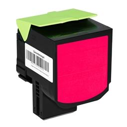 Logic-Seek  Toner kompatibel zu Lexmark CX510 800X3 80C0X30 HC Magenta