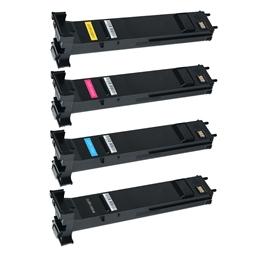 Logic-Seek 4 Toner kompatibel zu Epson CX28 HC