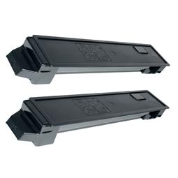 Logic-Seek 2 Toner kompatibel zu Kyocera TK-8315K 1T02MV0NL0 HC Schwarz